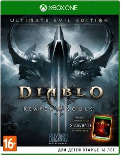 Diablo 3: Reaper of Souls (Ultimate Evil Edition) [Xbox One]-thumb