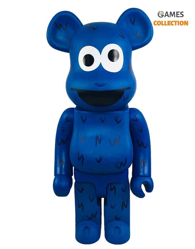 Фигурка Bearbrick Sesama Blue 1000% (70 см)-thumb