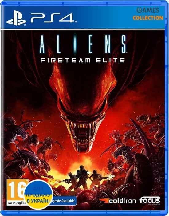 Aliens: Fireteam Elite (PS4)-thumb