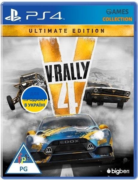 V-RALLY 4 ULTIMATE EDITION (PS4)-thumb