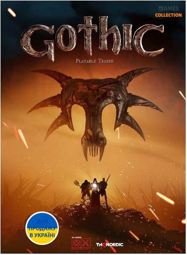 Gothic Remake (PS4)-thumb