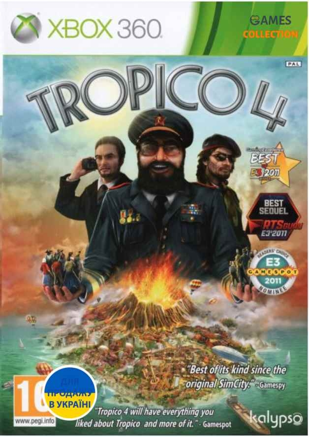 Tropico 4 (XBOX360)-thumb
