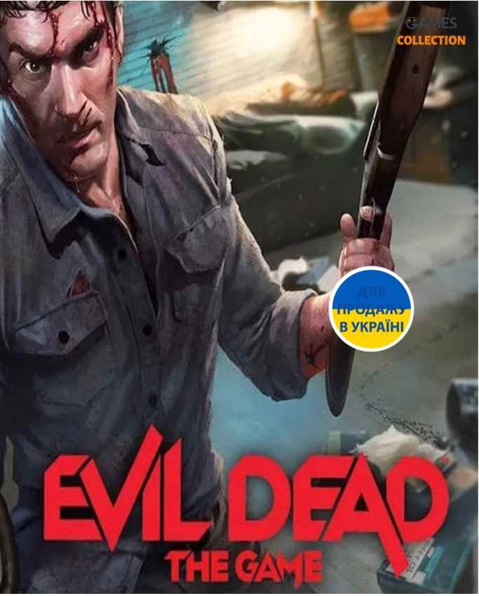 Evil Dead: The Game (PS4)-thumb