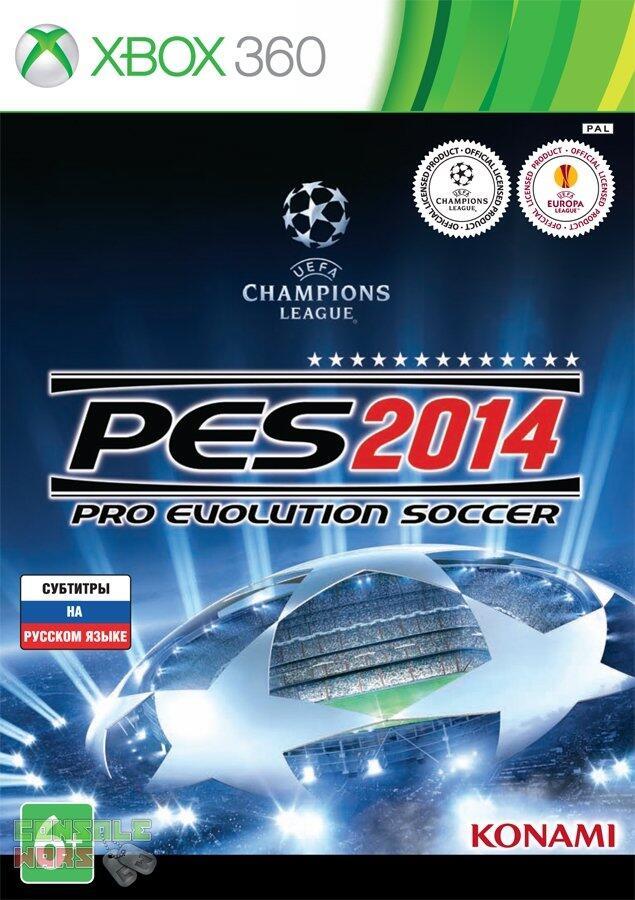 Pro Evolution Soccer 2014(XBOX360)-thumb