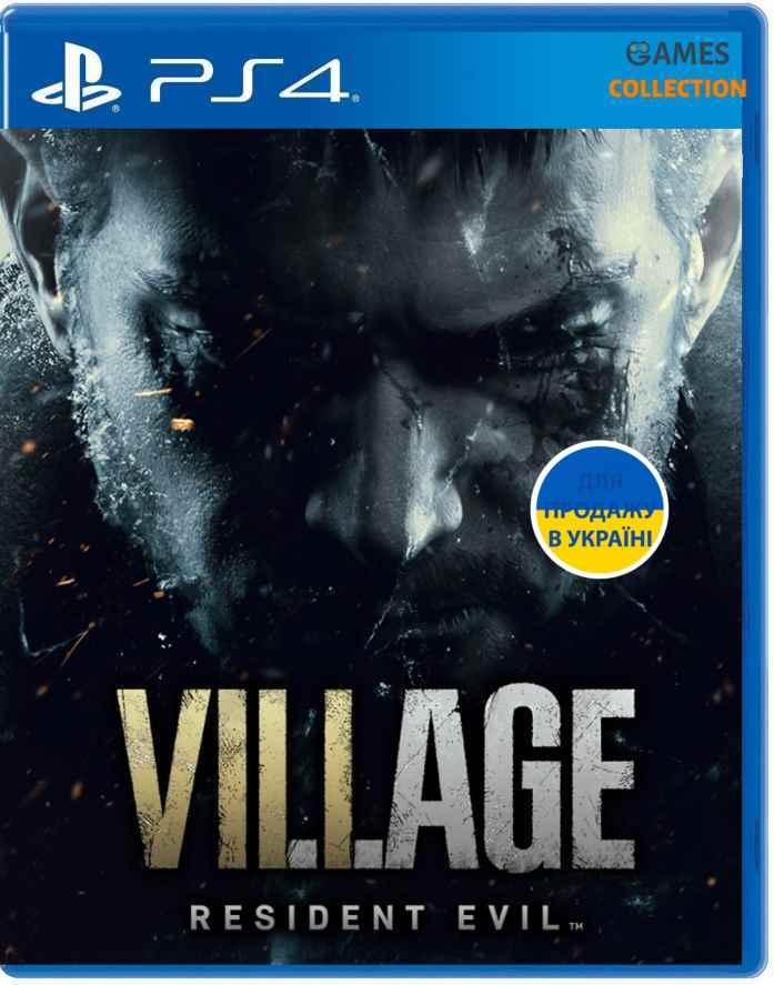 Resident Evil Village (PS4)-thumb