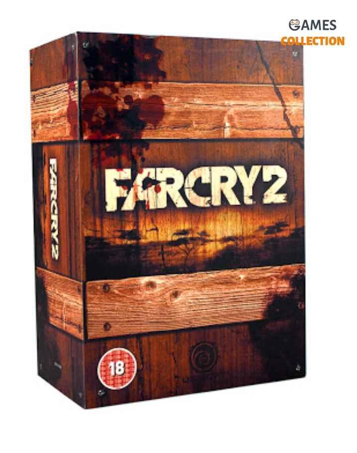 Far Cry 2: Collectors Edition (PS3)-thumb