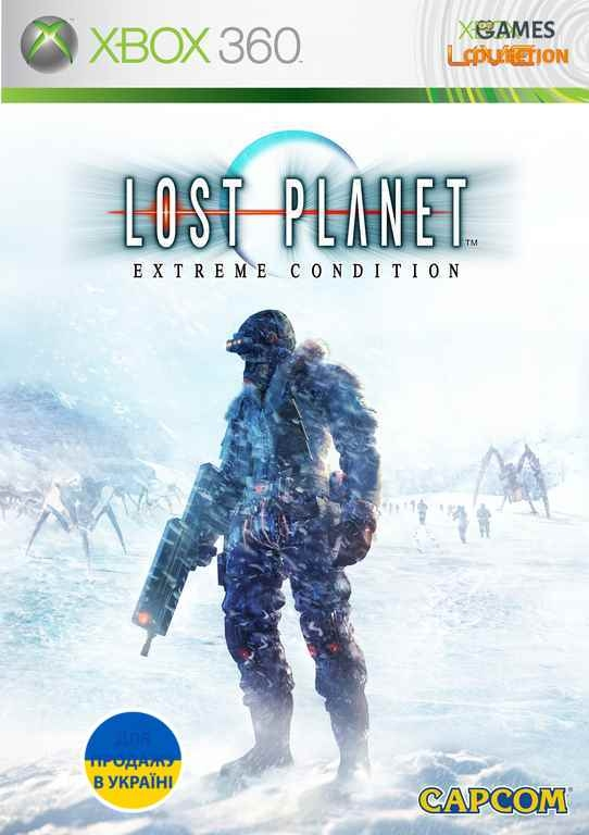 Lost Planet: Extreme Condition Colonies Edition (XBOX360)-thumb