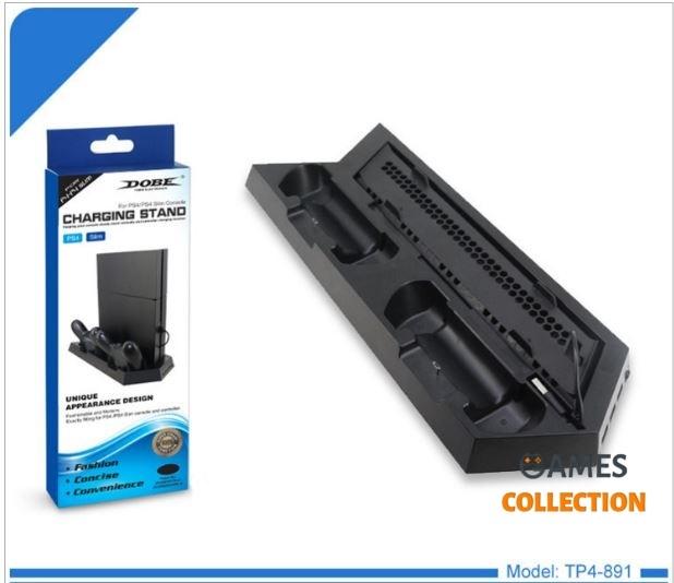 Охлаждающий кронштейн PS4slim TP4-891-thumb