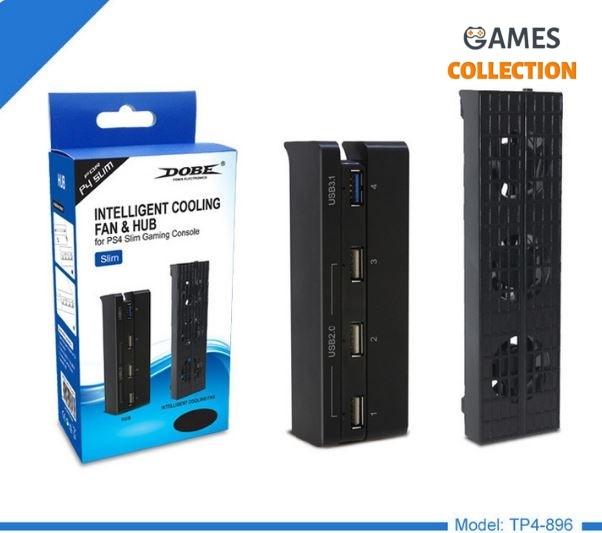 Комплект расширитель + вентилятор (PS4/SLIM)-thumb