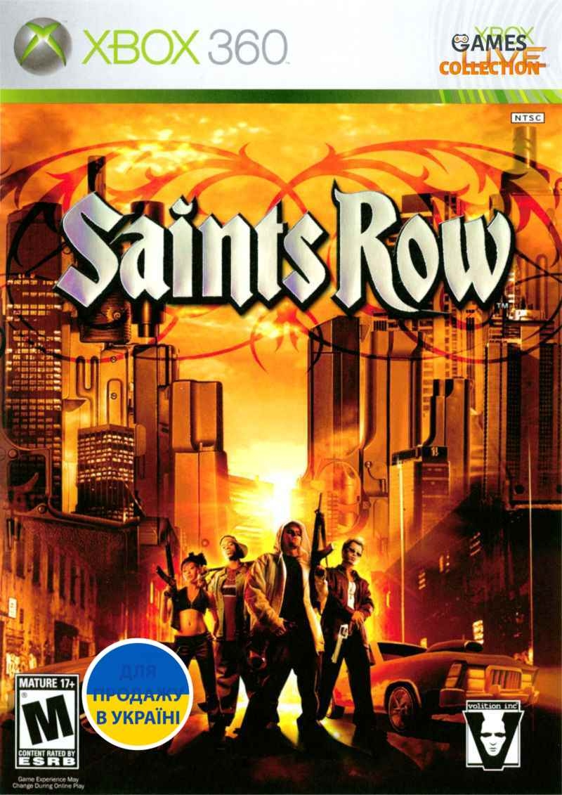 Saints Row (XBOX360)-thumb
