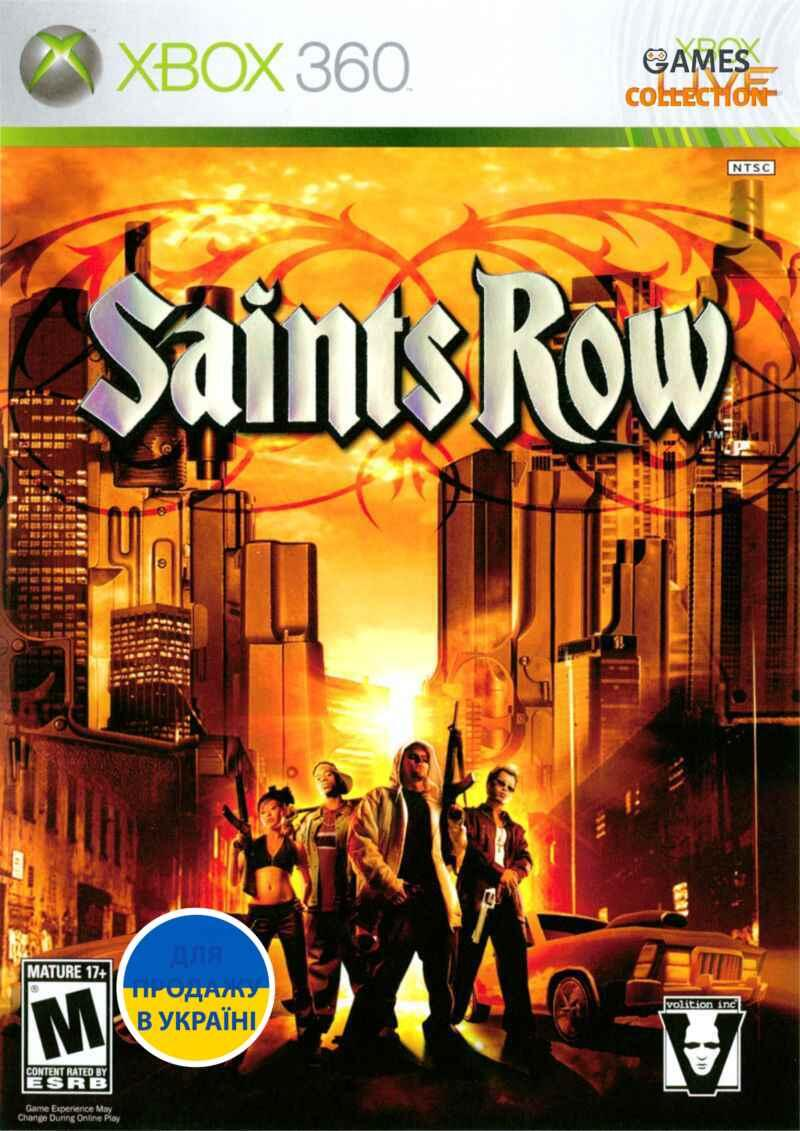 Saints Row(XBOX360)-thumb