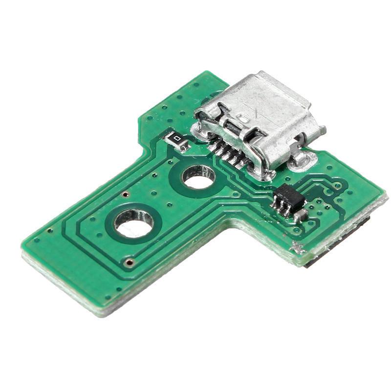 Модуль зарядки Micro USB Dualshok 4 JDS-030 (12 Pin)-thumb