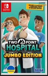 Two Point Hospital: JUMBO Edition (Switch)-thumb