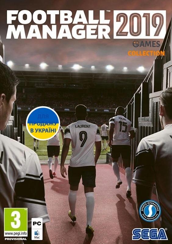 CD Football Manager 2019 (PC)-thumb