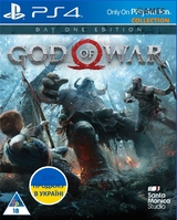 God of War (PS4) Б/У-thumb