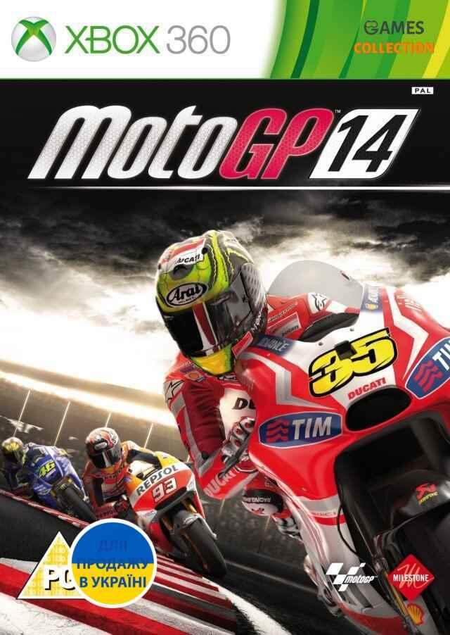 MotoGP 14(XBOX360)-thumb