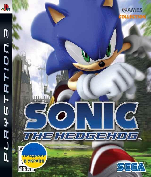 Sonic the Hedgehog (PS3)-thumb