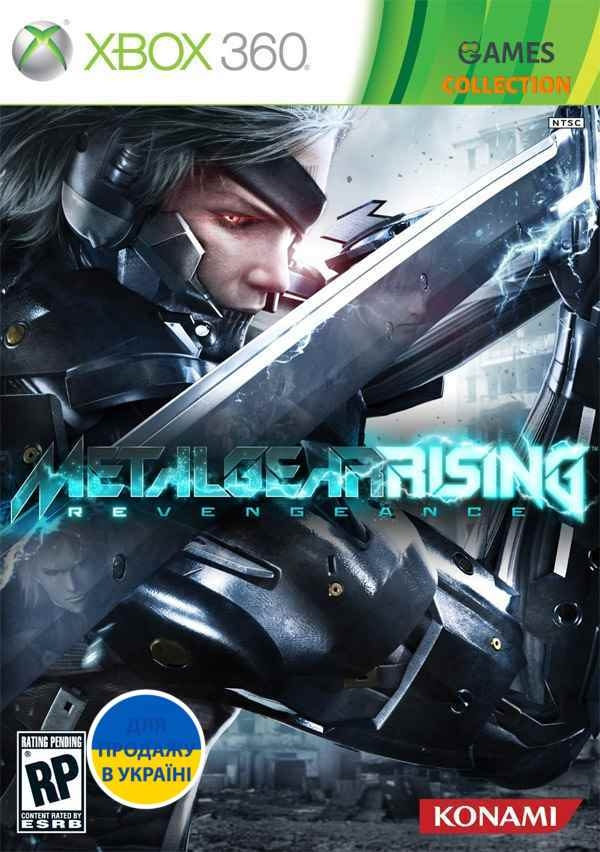 Metal Gear Rising (XBOX360) Б/У-thumb