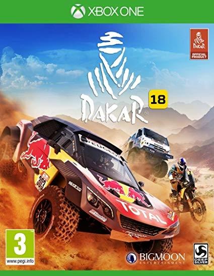 Dakar 18 (Xbox One)-thumb