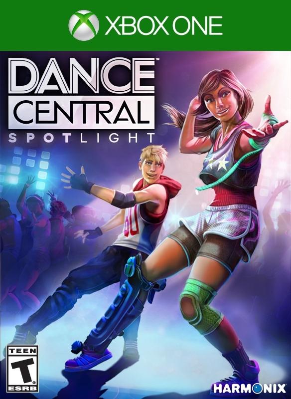 Dance Central Spotlight (ваучер на скачивание)-thumb