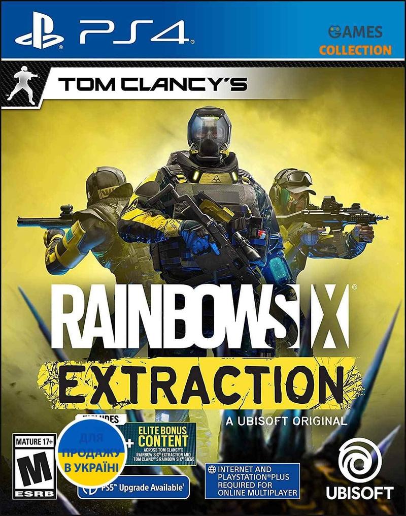 Tom Clancy's Rainbow Six Extraction (PS4)-thumb