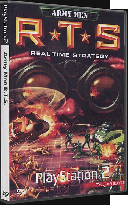 Army Men: RTS (PS2)-thumb