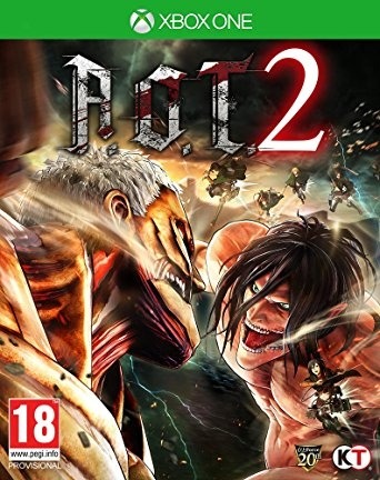 Attack on Titan 2 (Xbox One)-thumb