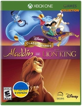 Disney Classic Games: Aladdin and the Lion King (XBox One)-thumb
