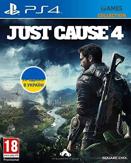 Just Cause 4 (PS4)-thumb
