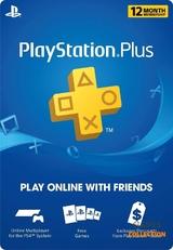 PLAYSTATION PLUS: ПОДПИСКА 12 месяцев (USA)-thumb