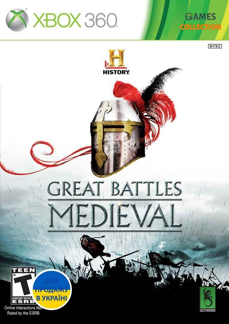 The History Channel: Great Battles of the Middle Ages (XBOX360)-thumb