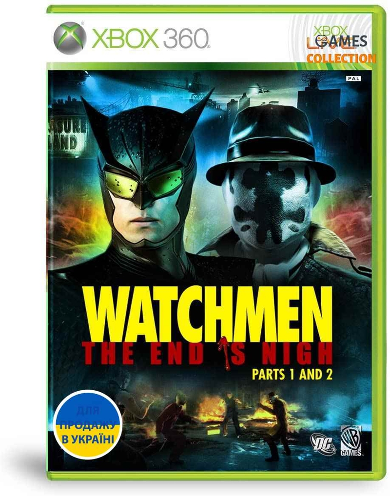 Watchmen: The End is Nigh (XBOX360)-thumb