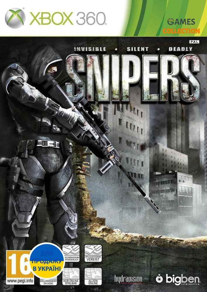 Snipers (XBOX360)-thumb