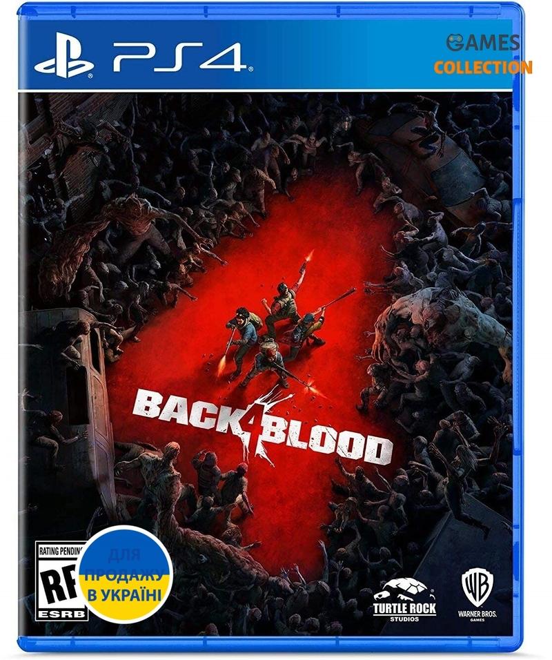 Back 4 Blood (PS4)-thumb