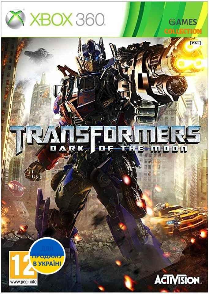 Transformers 3: Dark of The Moon (XBOX360)-thumb