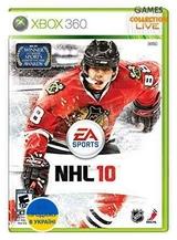 NHL 2010 (XBOX 360) Б/У-thumb