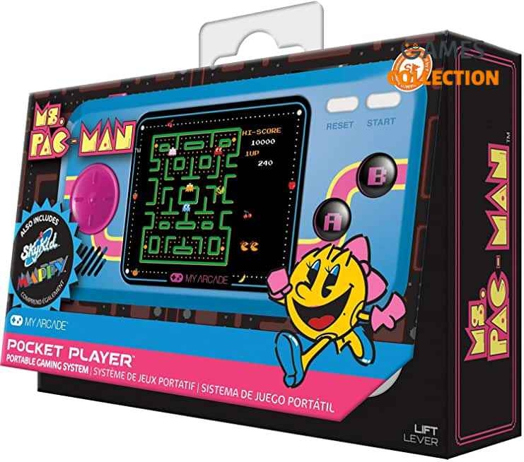 Ms. Pacman Pocket Player-thumb