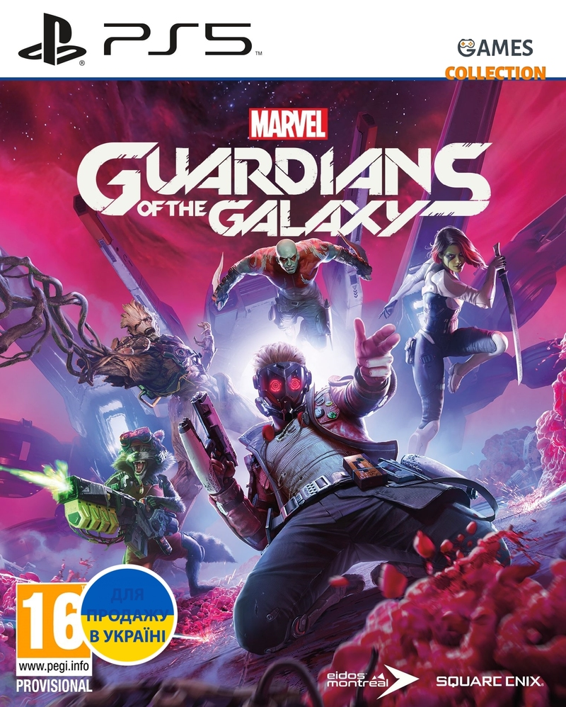 Marvel's Guardians of the Galaxy (PS5)-thumb