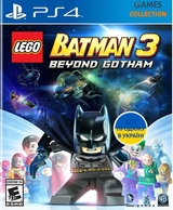 LEGO Batman 3: Beyond Gotham (PS4)-thumb