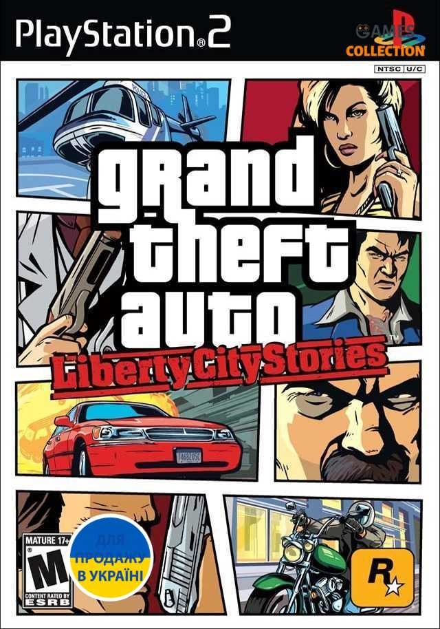 Grand Theft Auto: Liberty City Stories (PS2)-thumb