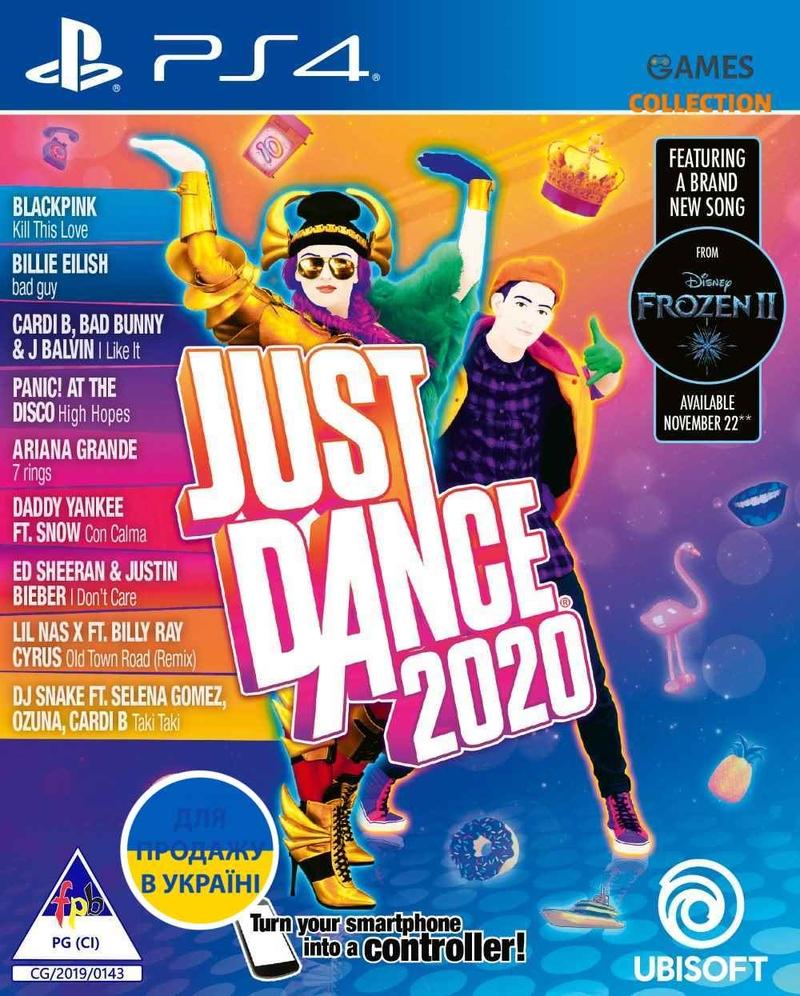 Just Dance 2020 (PS4) ENG-thumb