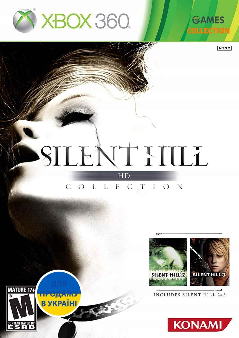 Silent Hill HD Collection (XBOX360)-thumb