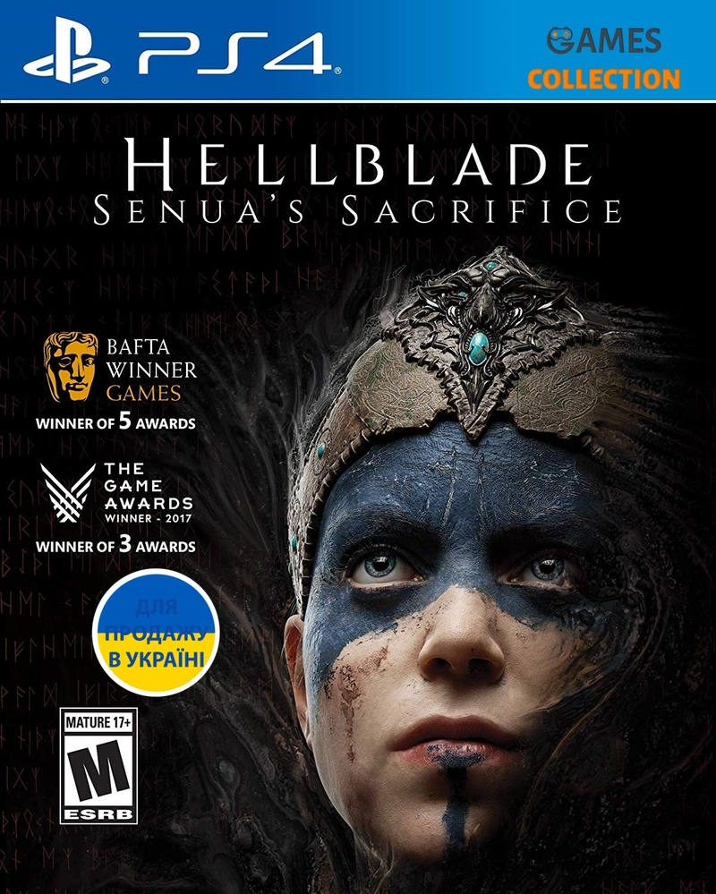 Hellblade Senua's Sacrifice (PS4)-thumb