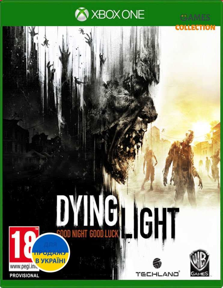 Dying Light (XBox One) Б/У-thumb
