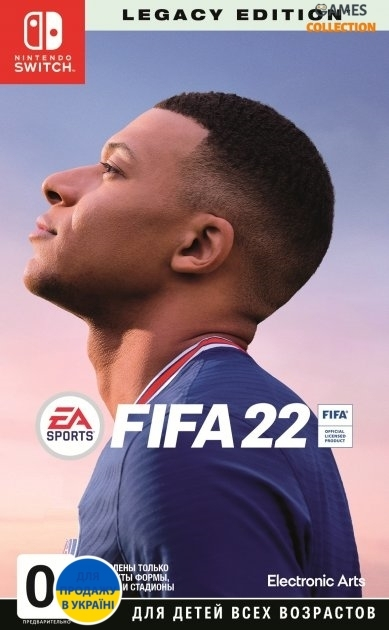 FIFA 22: Legacy Edition (Switch)-thumb