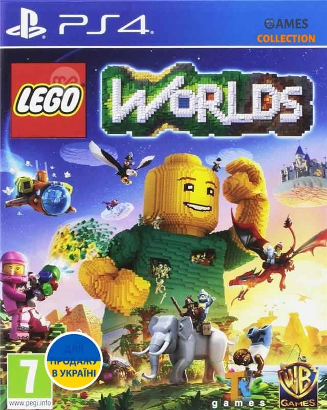 LEGO Worlds (PS4)-thumb