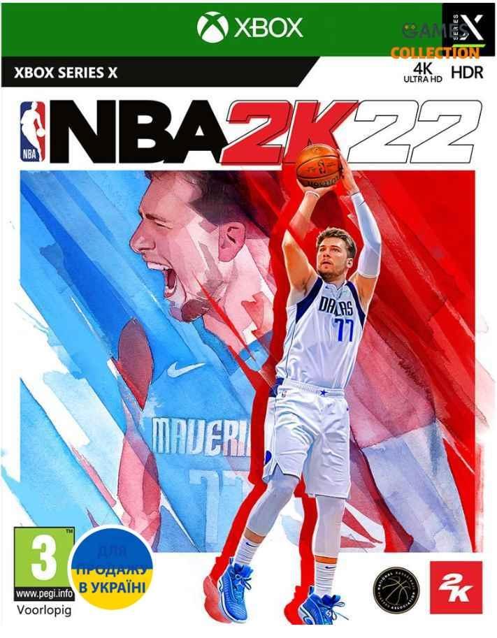 NBA 2K22 (XBOX ONE/XSX)-thumb