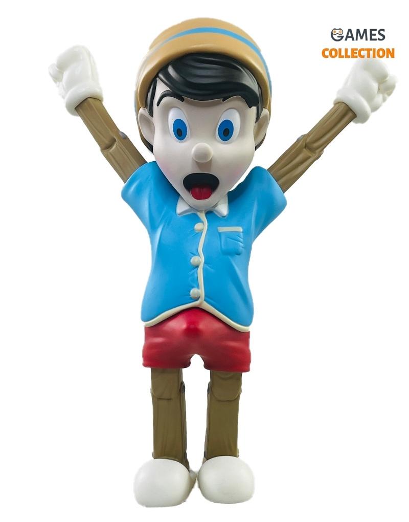 Пиноккио Juce Gace – A Wood Awakening Виниловая Фигурка (25см)-thumb