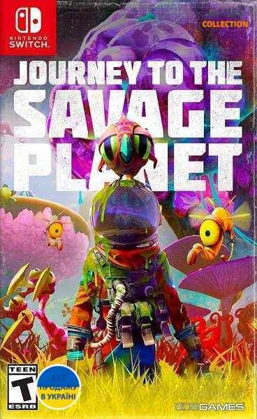Journey to the Savage Planet (Switch)-thumb