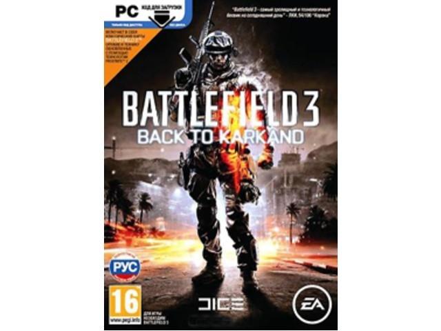 Battlefield 3: Дополнение Back To Karkand (PC)-thumb